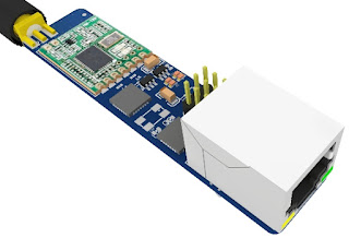Telemetry / Antenna Tracking Board with Ethernet Capability - Google