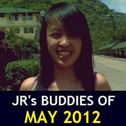 JR's Buddies of May 2012