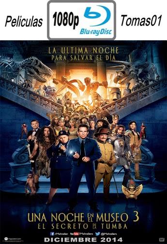 Una Noche en El Museo 3: Secreto de la Tumba (2014) BRRip 1080p