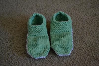 Kids Option Slippers Green