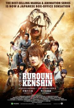 Rurouni Kenshin Densetsu no Saigo hen รูโรนิ เคนชิน คนจริง โคตรซามูไร HD [พากย์ไทย]