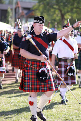 2011 Canmore Highland Games