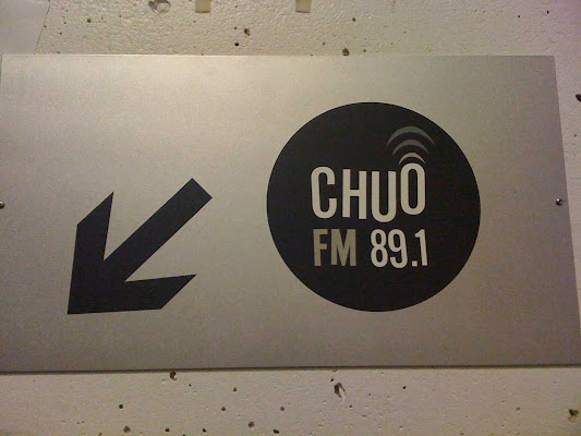 CHUO 89.1 FM, 65 University Private #0038, Ottawa, ON K1N 9A5, Canada