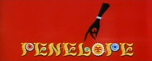 Penelope 1966 title screen