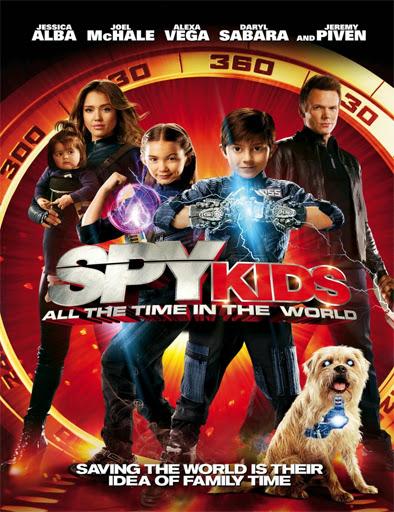Spy Kids 4: Todo el tiempo del mundo (2011)
