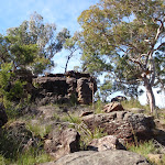 Nice rock outcrops in Popran National Park (159004)