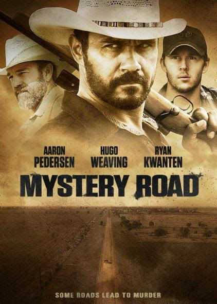 Poster Of English Movie Mystery Road (2013) Free Download Full New Hollywood Movie Watch Online At alldownloads4u.com