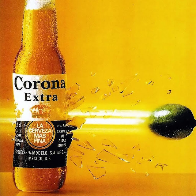 World Central Wallpaper Corona Extra Beer