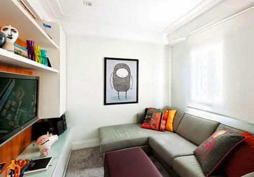 Những mẫu phòng khách nhỏ xinh và ấm cúng_NỘI THẤT PHÒNG KHÁCH-7