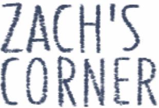 zach's corner