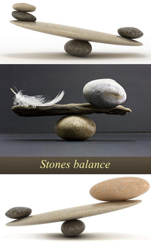 Stock Photo: Stones balance