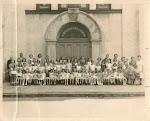 Methodist Church School, 1945