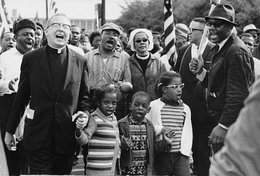 1965 黑人可以與白人共同上學