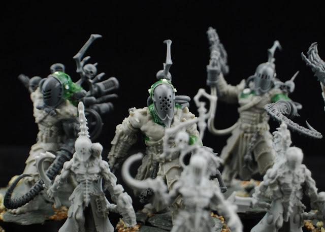 Dark Eldar Grotesque Conversions Grotesques_WIP_13