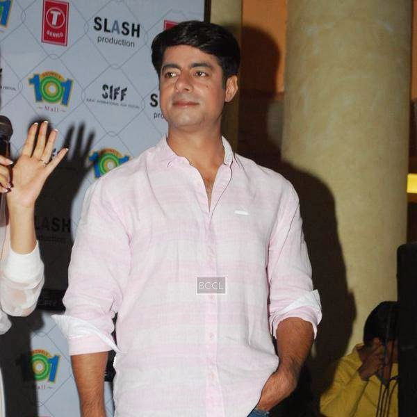 Sushant Singh during the promotion of film Hate Story 2, in Mumbai. (Pic: Viral Bhayani)