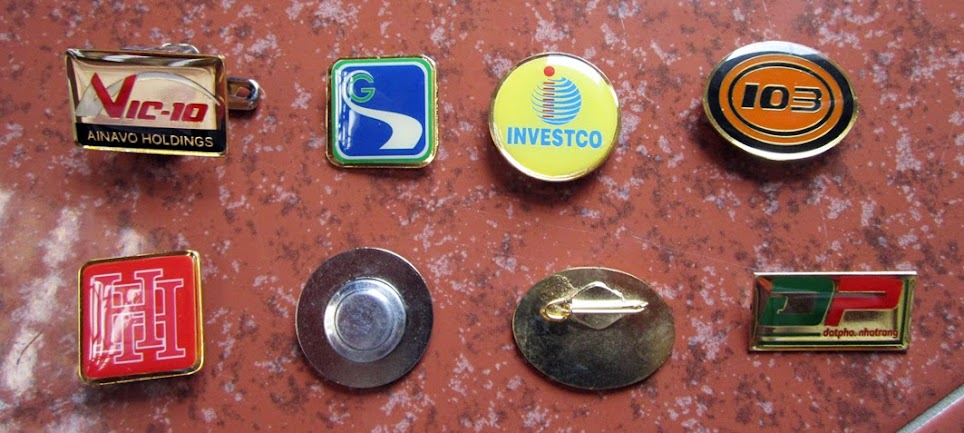 Cơ sở sản xuất huy hiệu, huy hiệu mica, huy hiệu cài áo, huy hiệu đồng mạ vàng, bảng tên nhân viên tại Sài Gòn