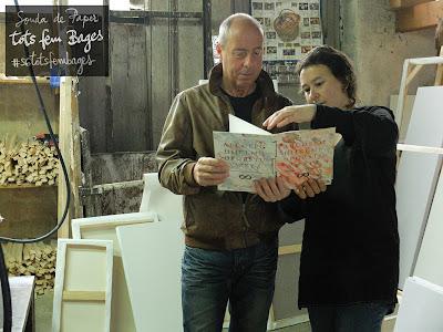 Quim Falcó i Marina Berdalet