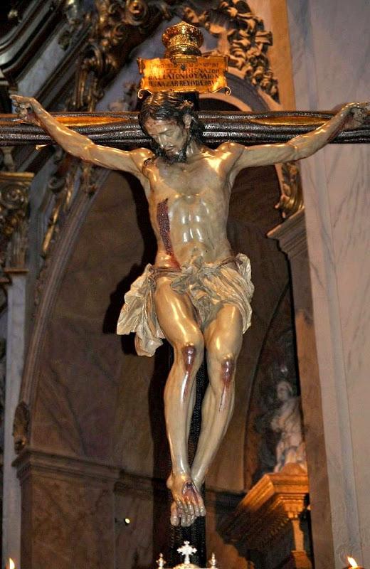Resultado de imagen de cristo de la fe y del perdon madrid