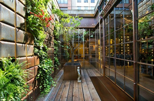 Vertical Garden Design in Barcelona  4