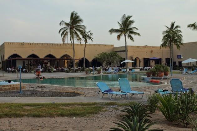 Al Sawadi Beach Resort And Spa Gateway