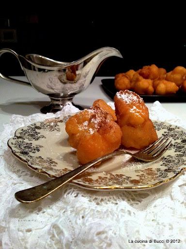 Zvingoi, bignè fritti dalla Grecia