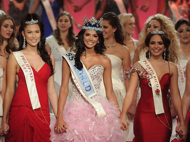 Miss World 2011 Crowned to Miss Venezuela