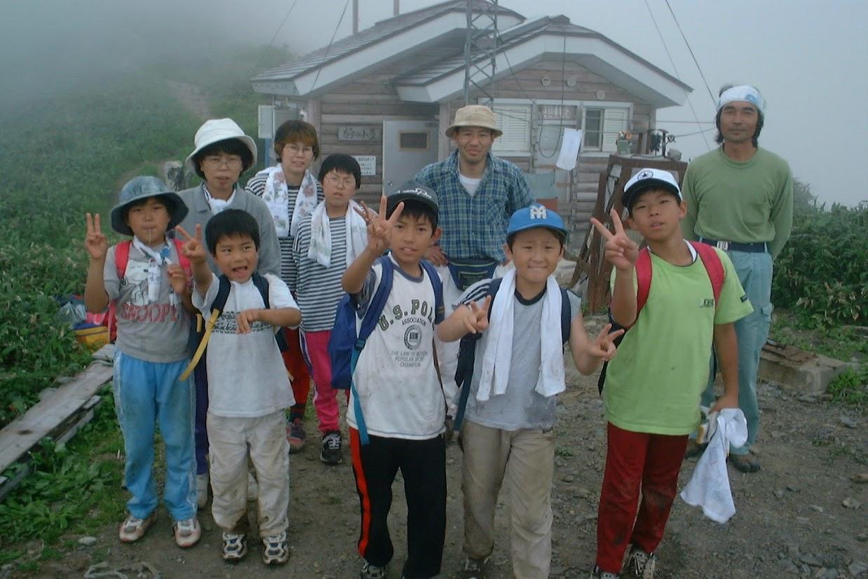 駒ケ岳 駒の小屋
