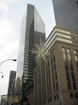 Up on 5th Avenue and 57th Street, they've suspended a huge star over the intersection