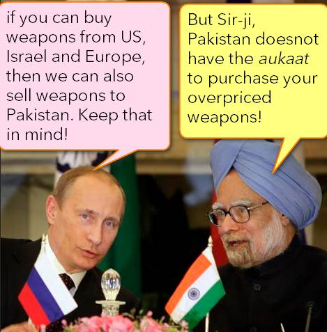 Russia Pakistan Relations