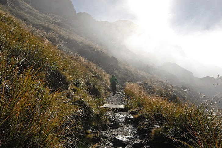 Routeburn Track New Zealand (25 Best Hikes in the World).