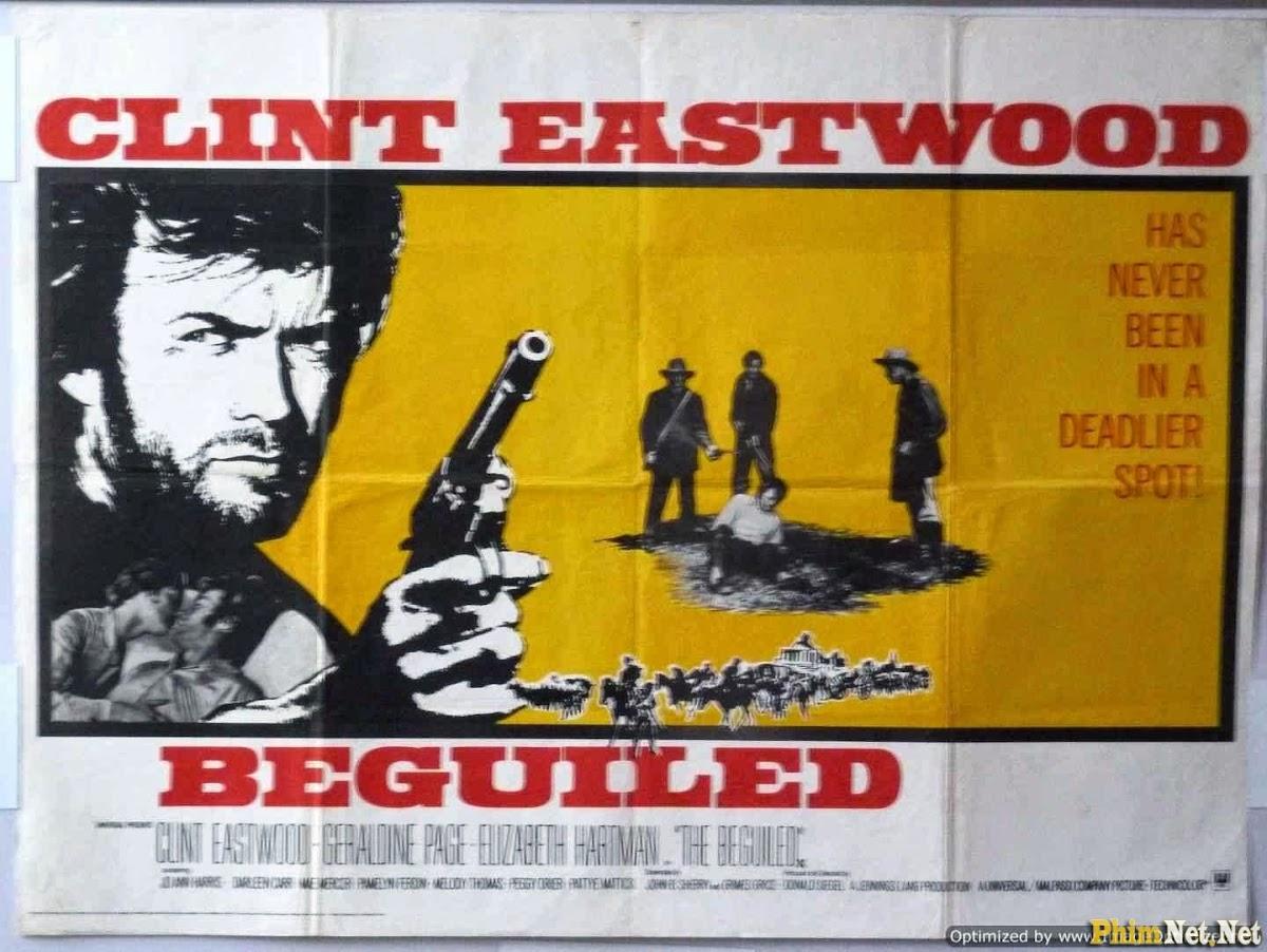 Xem Phim Chuột Sa Hũ Nếp - The Beguiled - Wallpaper Full HD - Hình nền lớn