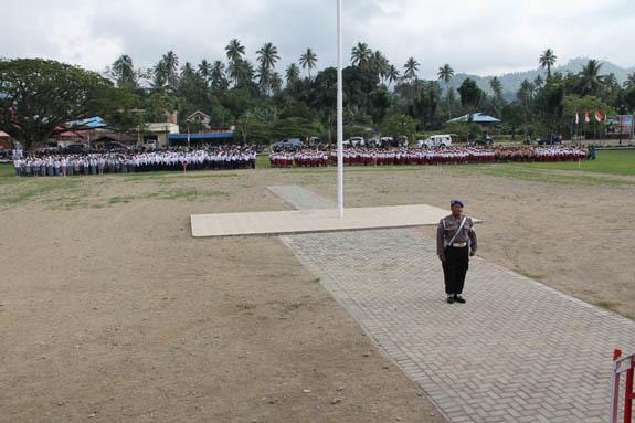 Kesaktian Pancasila bolsel, 1 Oktober bolsel, Bolsel, Bolaang Mongondow Selatan, Molibagu, Humas Bolsel