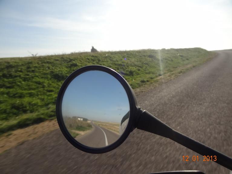 marrocos - Marrocos e Mauritãnia a Queimar Pneu e Gasolina DSC05477