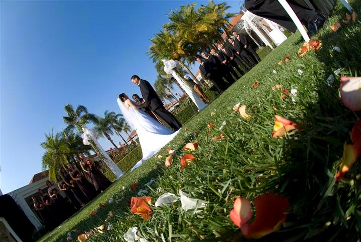 richard nixon library wedding photograph yorba linda ca 2