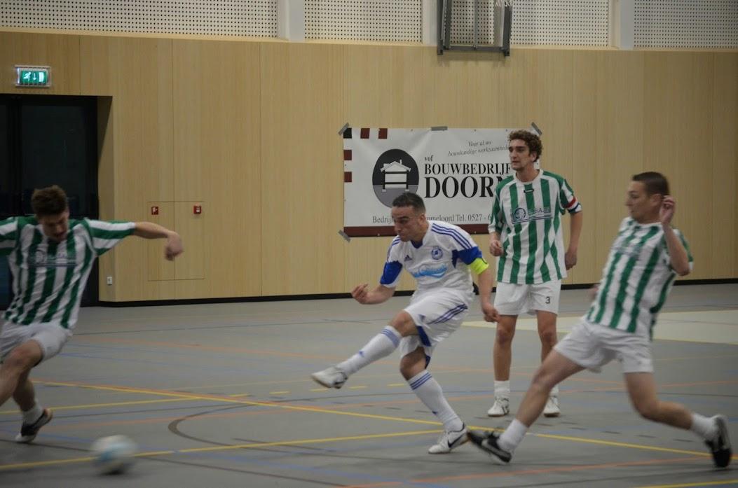 SCE zaalvoetbal