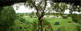 Rio Gambia visto desde Le Relais de Kédougou