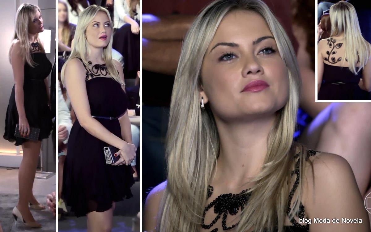 moda da novela G3R4Ç4O BR4S1L - look da Ludmila dia 9 de junho