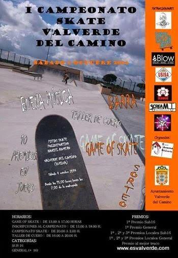 I Campeonato Skate