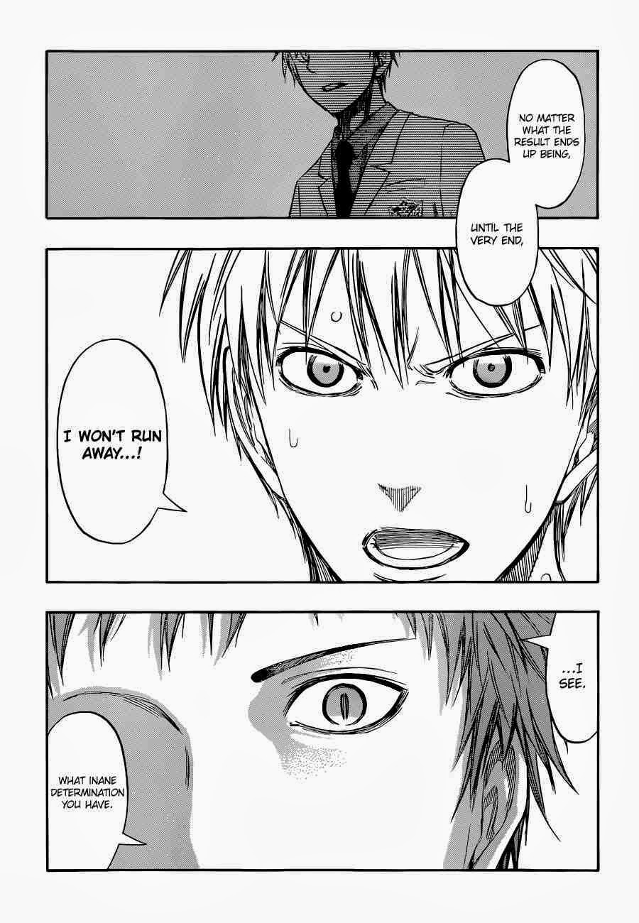 Kuroko no Basket Manga Chapter 248 - Image 04