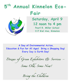5th Annual Kinnelon Eco-Fair: April 9, 2011