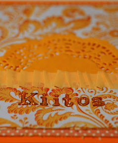 Oranssin kiitoskortin teksti