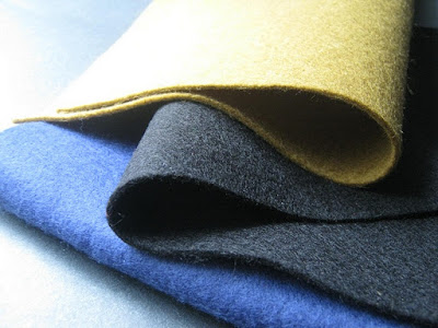 100% Wool Felt Sheets