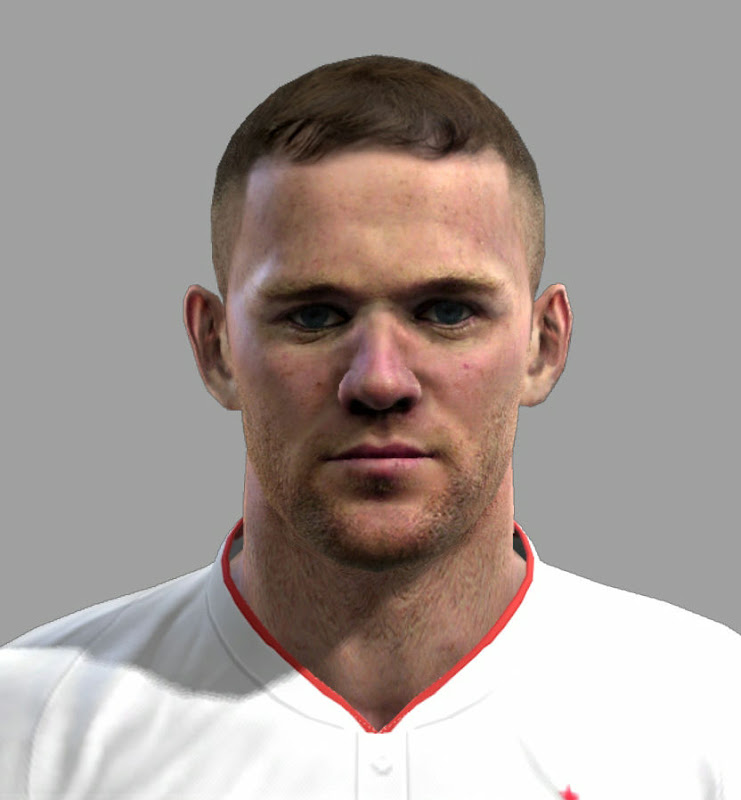 Rooney Face - PES 2012