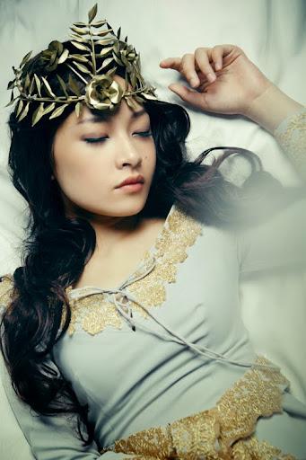 Bộ ảnh: Chi Pu hóa thân làm công chúa Aurora
