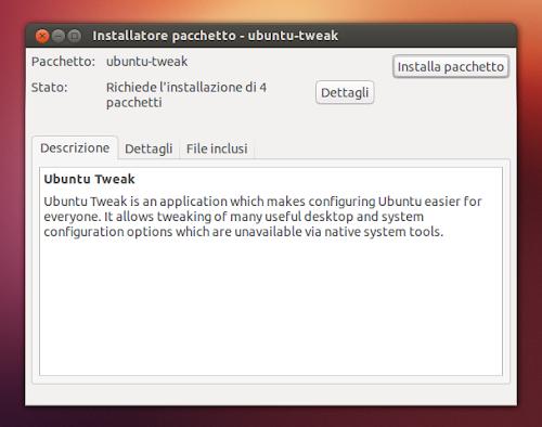 GDebi su Ubuntu