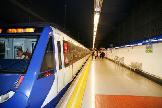 Proceso para contratación de 100 nuevos maquinistas en Metro de Madrid