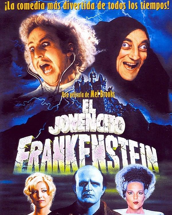 El jovencito Frankenstein (1974, Mel Brooks)