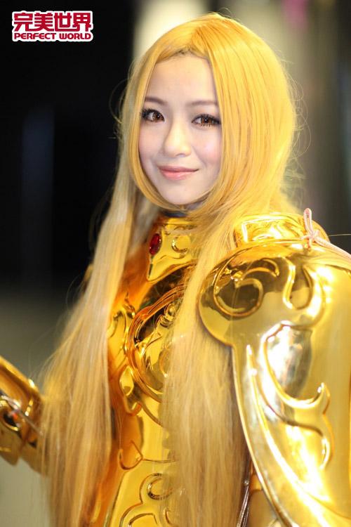 Chiêm ngưỡng nữ thần Athena tại Chinajoy 2012 1