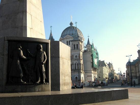 Łódź - plac wolności
