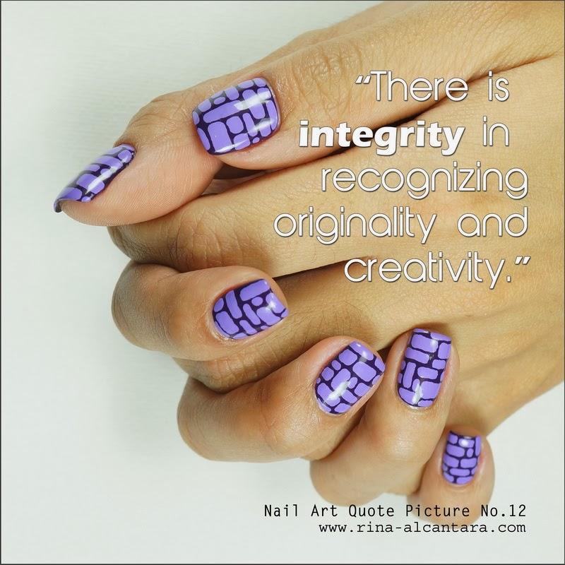 Nail Art Quote Picture No.12